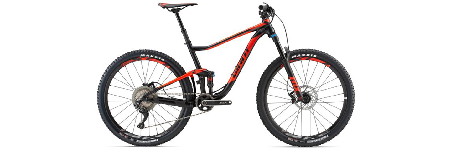 Performance Full Suspension Mountain Bike Rental Arizona