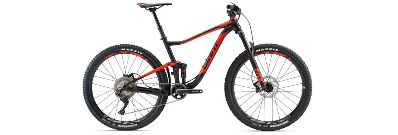 Performance Full Suspension Mountain Bike Rental Arizona