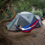 Relax in AOA's comfortable Havasupai base camp on your hiking escape