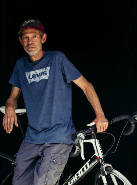 Cary Cox, bike mechanic