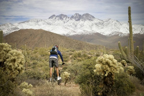 Half-Day Guided Mountain Bike Riding Tour with AOA