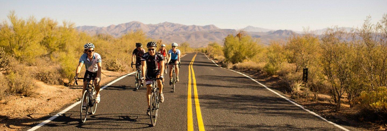 AOA Half Day Road Biking Tour