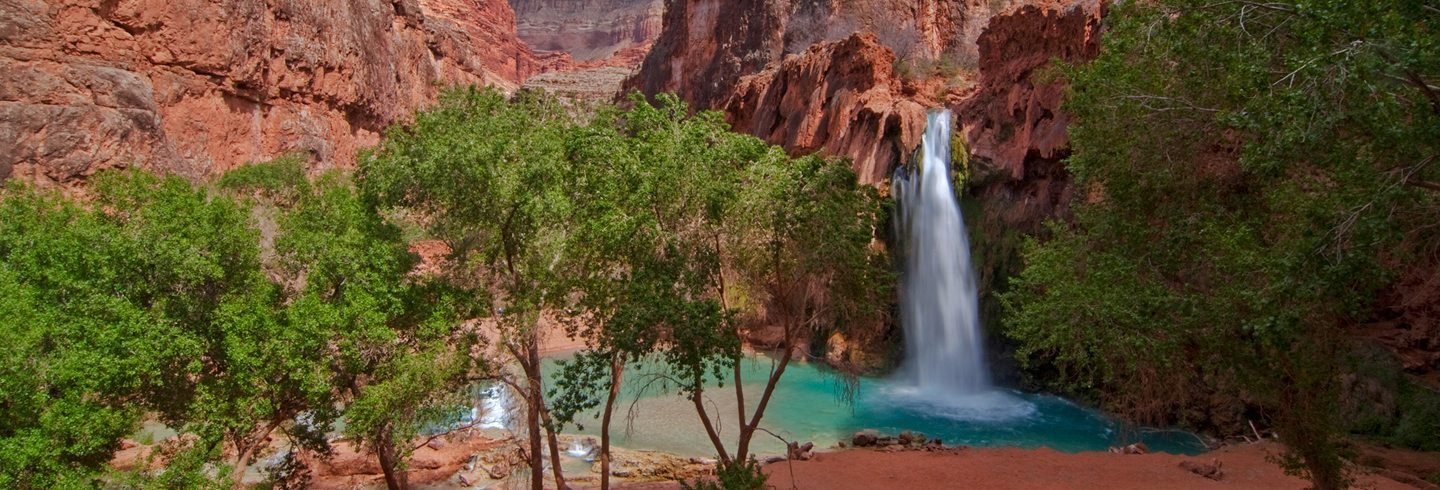 AOA Havasupai Falls Hiking Adventurer trip