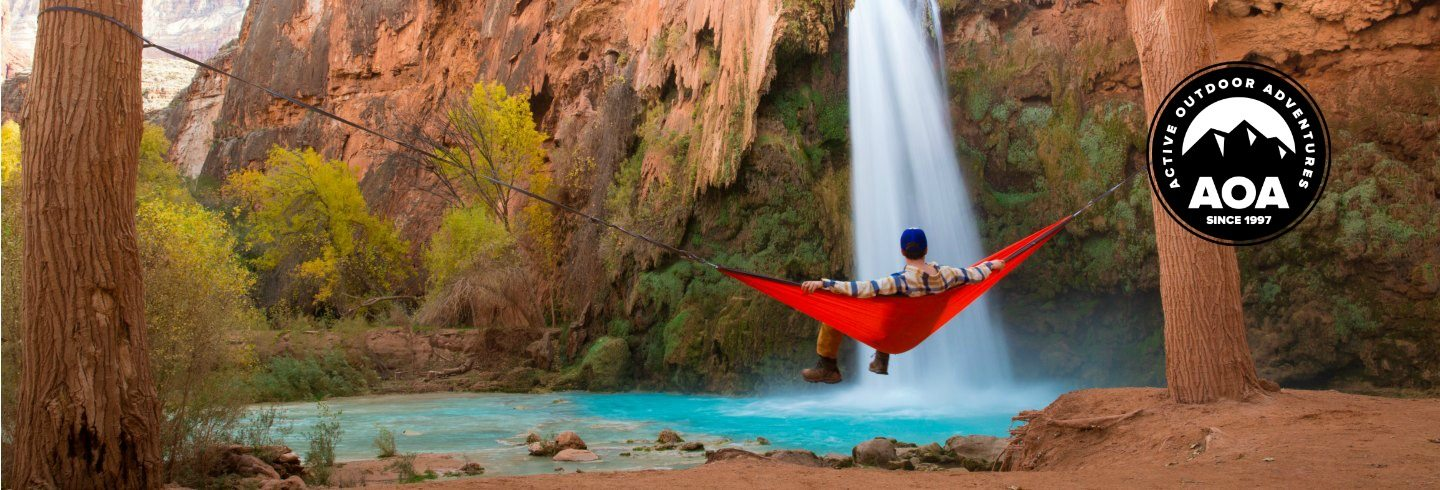 Camping in Havasupai with AOA