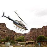 helicopter to havasupai falls