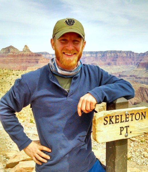 Lucas Brown - AOA Adventures Multi-Day Staff and Guide