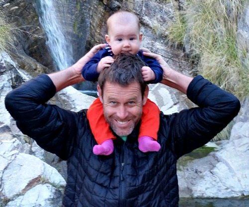 Seth Heald, AOA CEO, adventure guide, outdoor dad