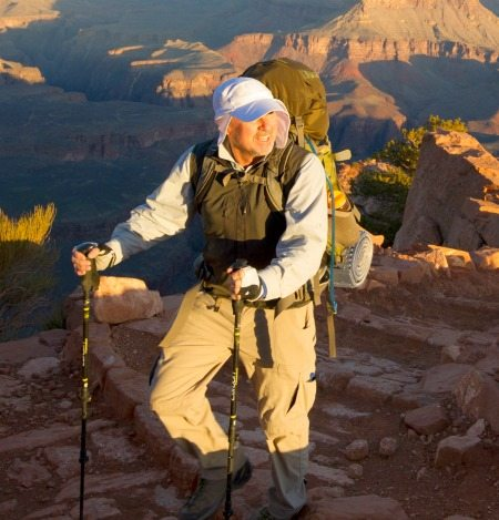 Hike Grand Canyon with Guide Time Dice | Guided Hiking, Biking, Backpacking