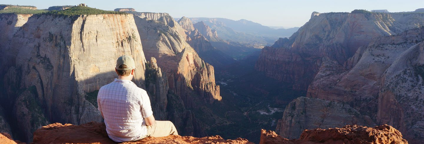 AOA Hiking trips in Zion National Park and Bryce National Park