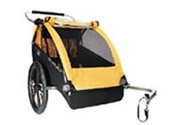 Bike trailers and tag-along rentals in scottsdale arizona