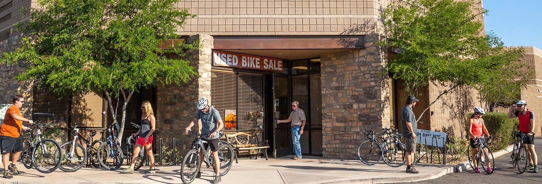 Scottsdale & Phoenix Bike Rentals