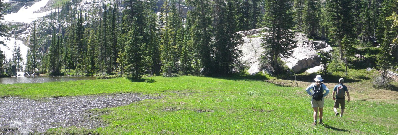 AOA custom Colorado backpacking and hiking trips