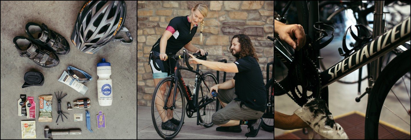 AOA bike rental shop and used bike sales in Phoenix