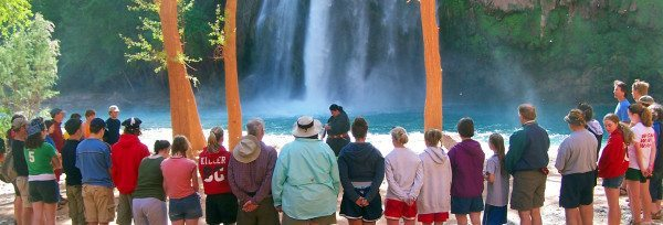 A traditional Havasupai Blessing by Diana Sue Uqualla