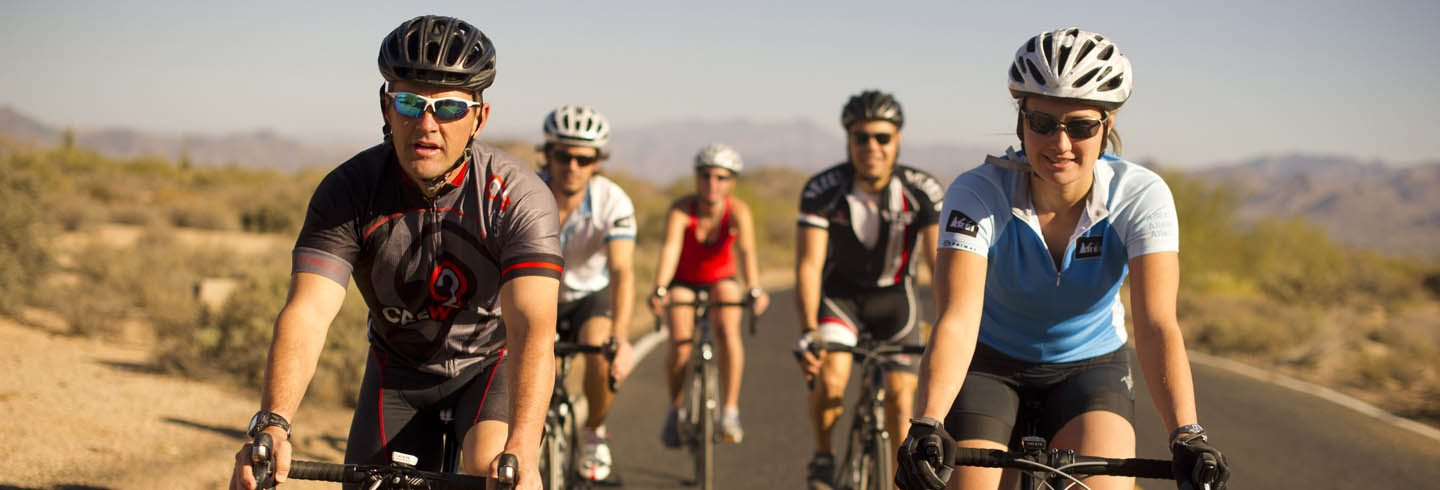 AOA best bike routes in Scottsdale