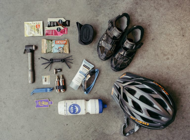 the gear you need to bring on a mountain bike ride