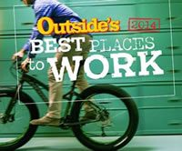 Outside Magazine's Best Places to Work