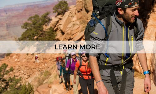 Go on a guided Grand Canyon backpacking trip with AOA