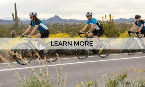 Go on a self guided road cycling trip in Scottsdale lead by AOA