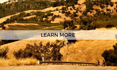 Go on a self guided cycling tour of Sonoma lead by AOA