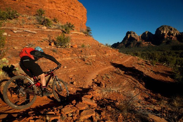 Self-guided Mountain Biking Tour Sedona