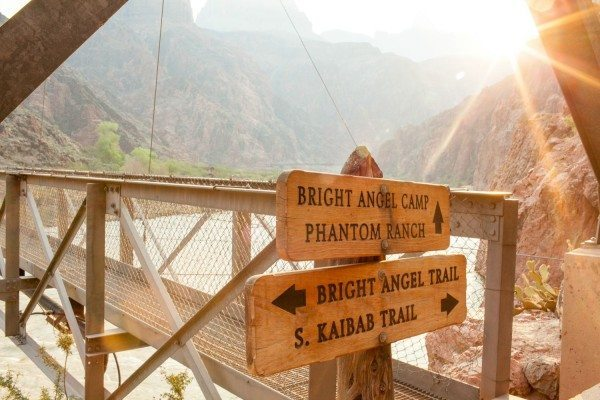 Hike the Grand Canyon, Stay at Phantom Ranch with AOA