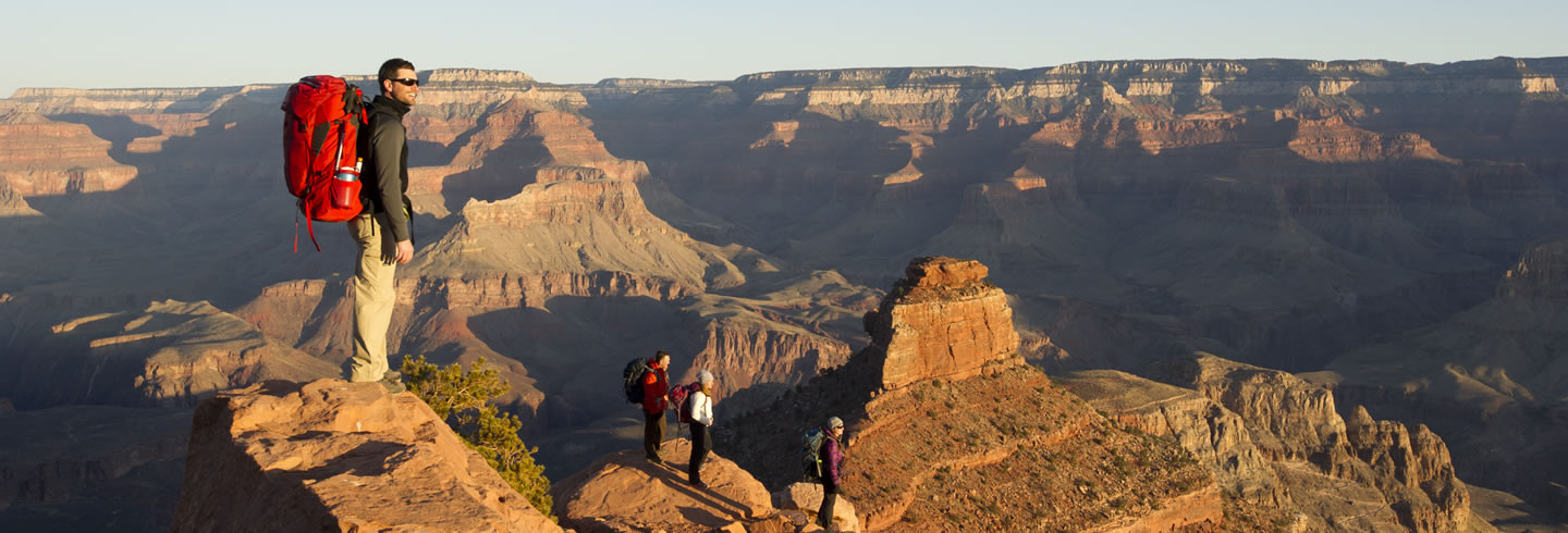 Grand Canyon Guided Hiking