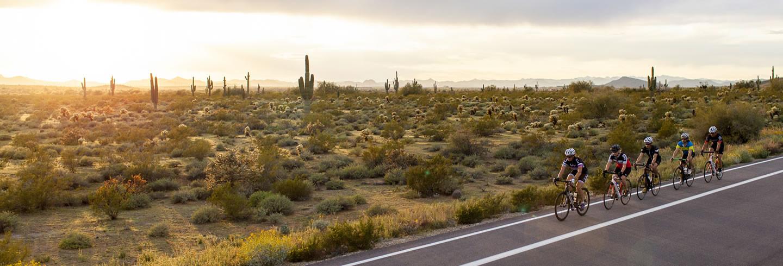 Scottsdale and Phoenix Road Biking