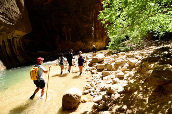 Explore Utah with AOA Adventures