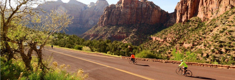 Bryce, Zion, and Escalante Road Biking Trip