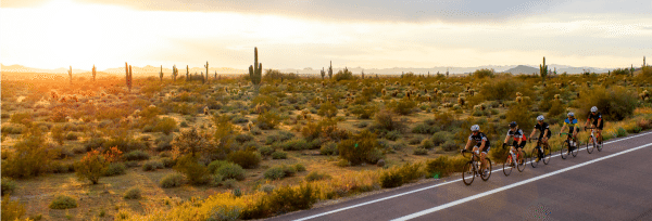road bike rental and cycling routes in Phoenix