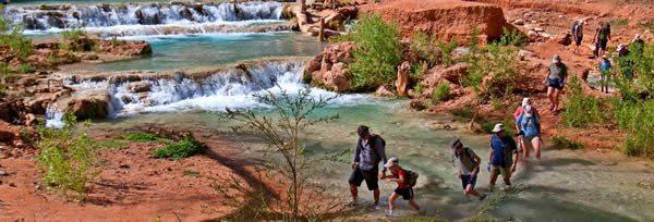 Grand Canyon Havasu Falls