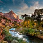 Hike Zion National Park and visit the Virgin River