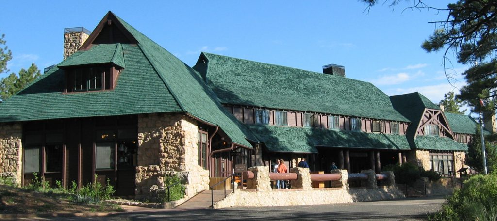 Bryce Canyon Lodge.