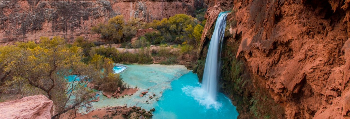 Hike to Havasu Falls - 3 or 4 days