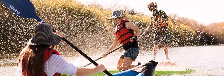 Lower Salt River kayak tours
