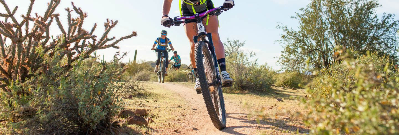 Sonoran Desert Mountain Biking