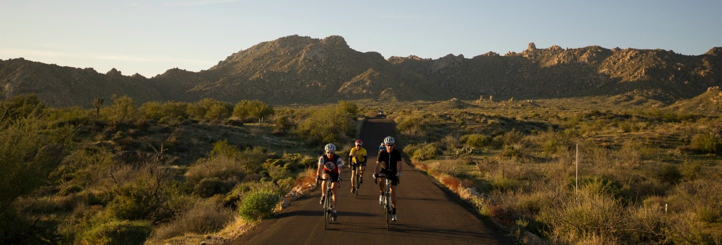 Cycle through Scottsdale and the Sonoran Desert on a Self-Guided Tour by AOA Adventures