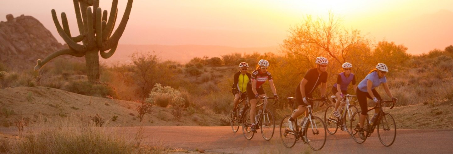 Explore Southern Arizona on your road bike with AOA Adventures