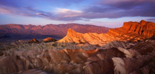 Go on a guided cycling journey from Death Valley to Las Vegas with AOA