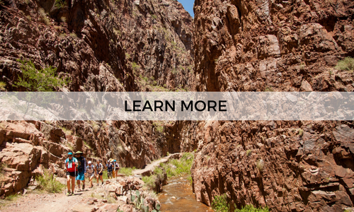 Learn more about a guided Grand Canyon Phantom Ranch hiking trip with AOA