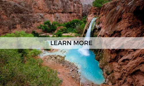 Go on a guided hiking trip to Havasupai with AOA