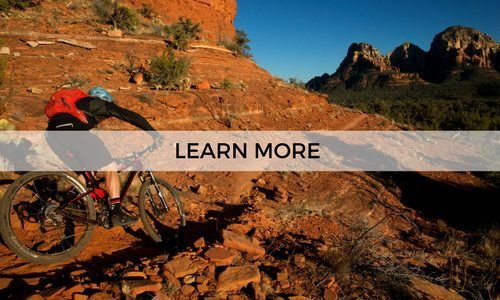 Learn more about a Scottsdale and Sedona Self-guided mountain bike tour lead by AOA