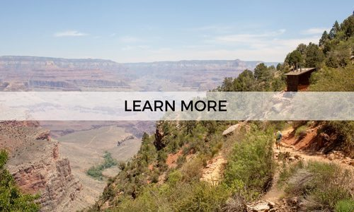 Fly to the Grand Canyon via helicopter and hike the South Kaibab Trail with AOA