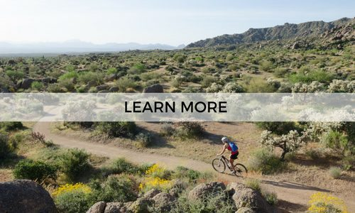 Learn more about a Self-Guided Browns Ranch Mountain bike tour