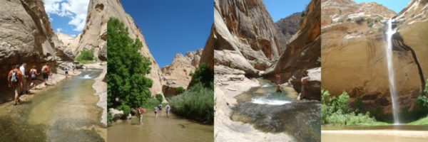 Backpacking the Escalante River