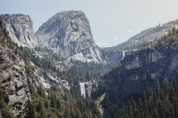 Nevada Falls, 5 best waterfalls you can hike to in Yosemite