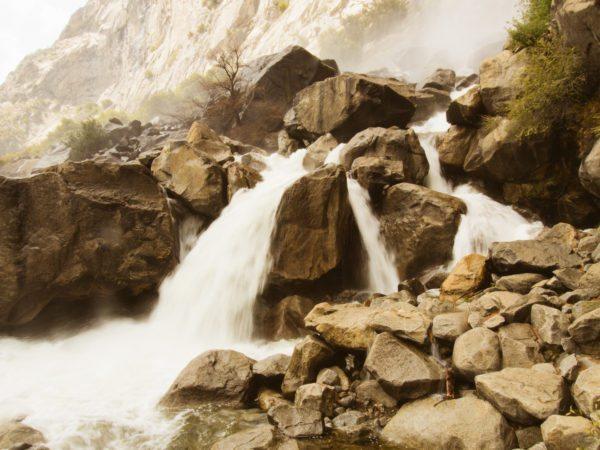 Wapama Falls, Yosemite.