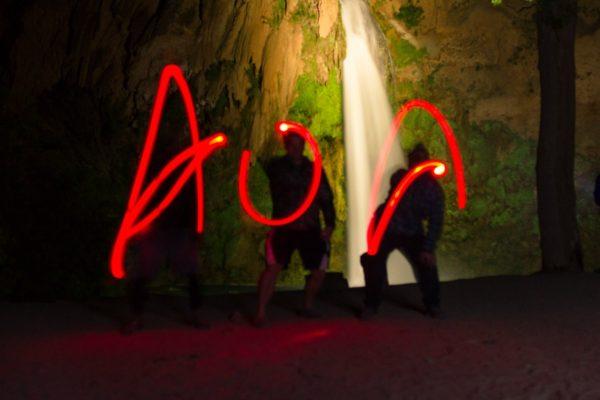 AOA guided trips to Havasu Falls, Grand Canyon