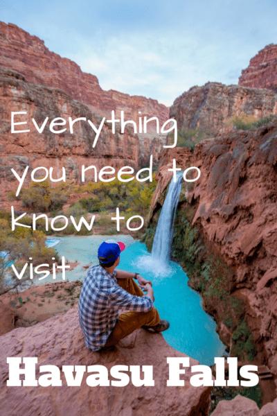 Everything you need to know to visit Havasu Falls
